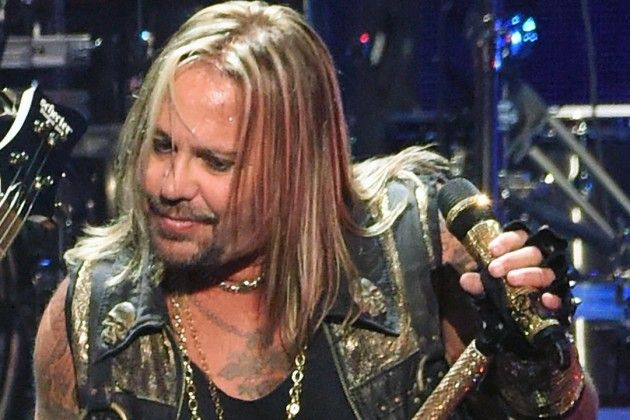 Vince Neil's 'Celebrity Wife Swap' Will Air June 24