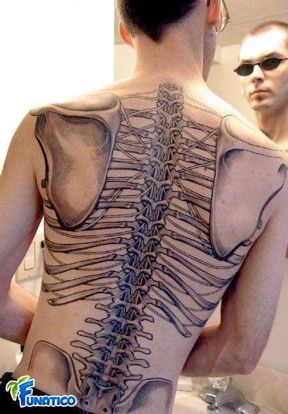 anatomical ribs and bones!