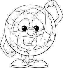 Globo Terraqueo Infantil Buscar Con Google Art Mario Characters Anime