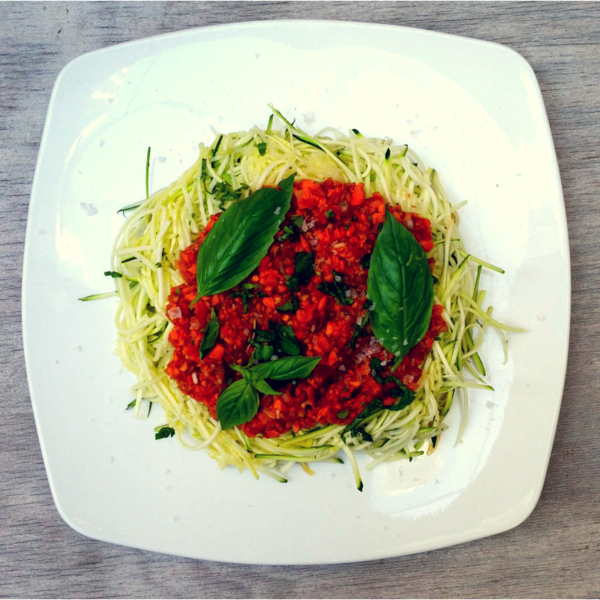 Raw zucchini pasta with raw napoli sauceoh zucchini pasta how we raw zucchini pasta with raw napoli sauceoh zucchini pasta how we love you refreshing raw food recipesspicy forumfinder Images