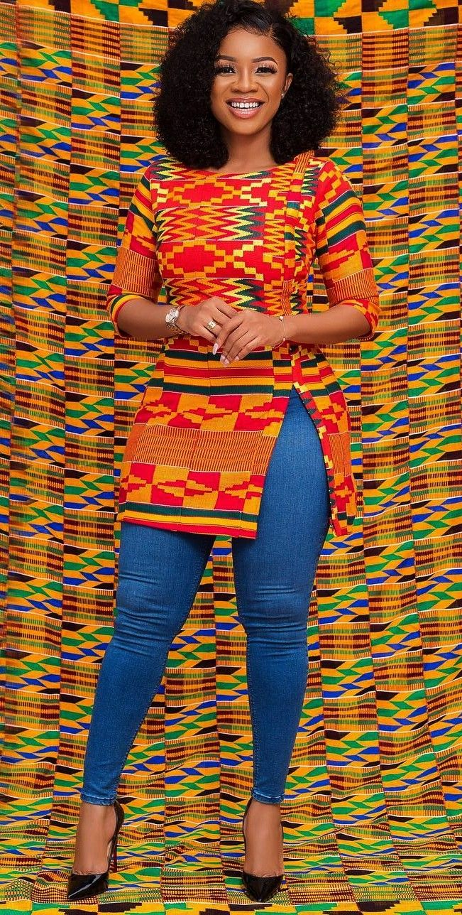 of us opt for models of Ankara dresses that allow us with freedom and comfort t  Most of us opt for models of Ankara dresses that allow us with freedom and comfort t Most...