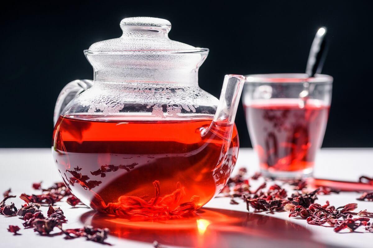 Hagebutte Hibiskus Tee Wirkung