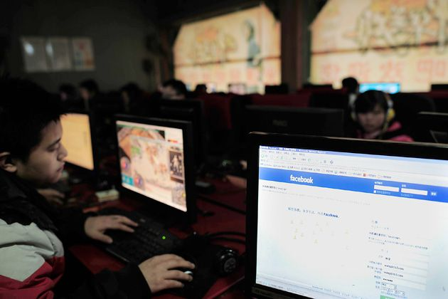 Facebook, Twitter Growth in China Has Lots of Caveats