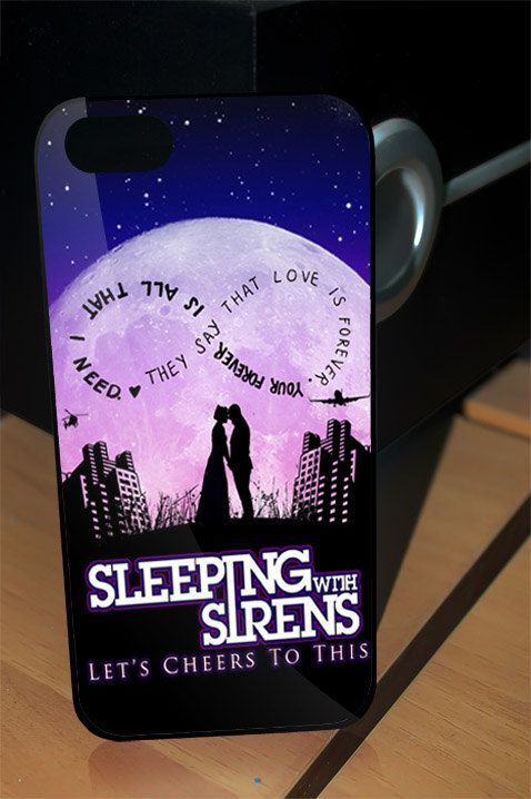 Sleeping With Sirens Infinity iphone 4 iphone 5 by cancanstore, $15.00