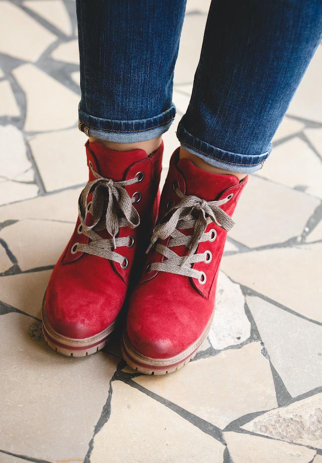 Schuhe für Damen: Habt ihr euch schon Schuhe für die kalte