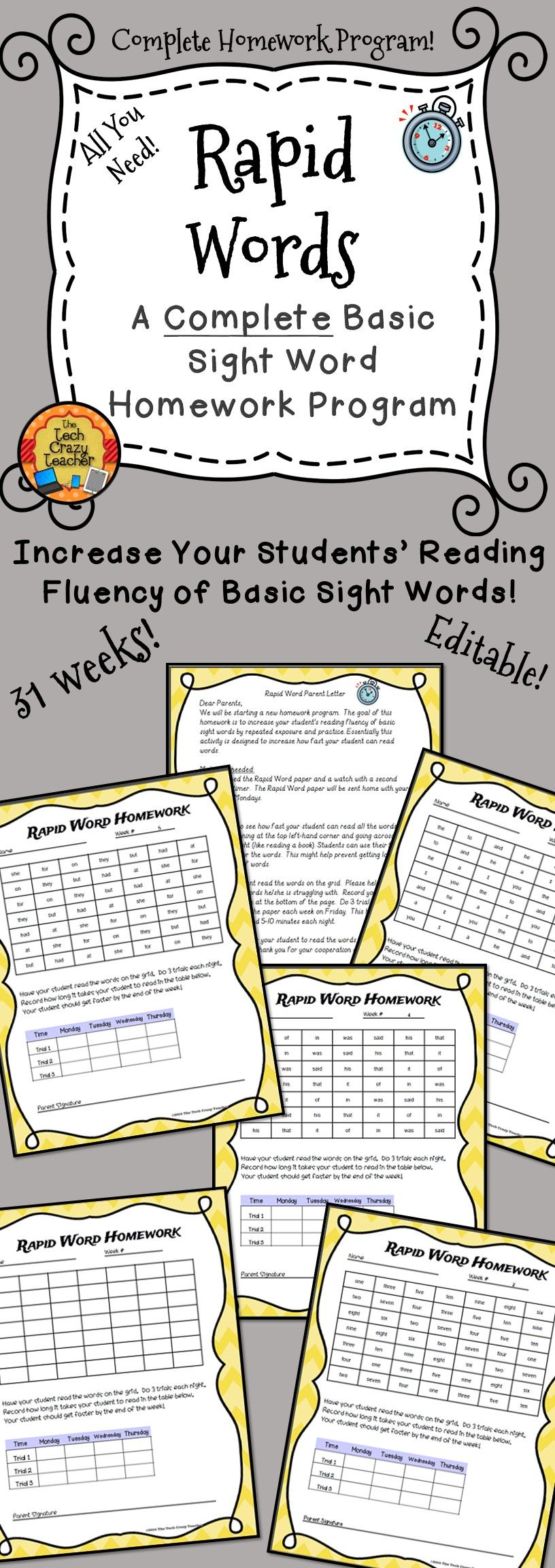 Worksheet Sight Word Program 78 images about first grade sight words on pinterest dolch word worksheets and learning words
