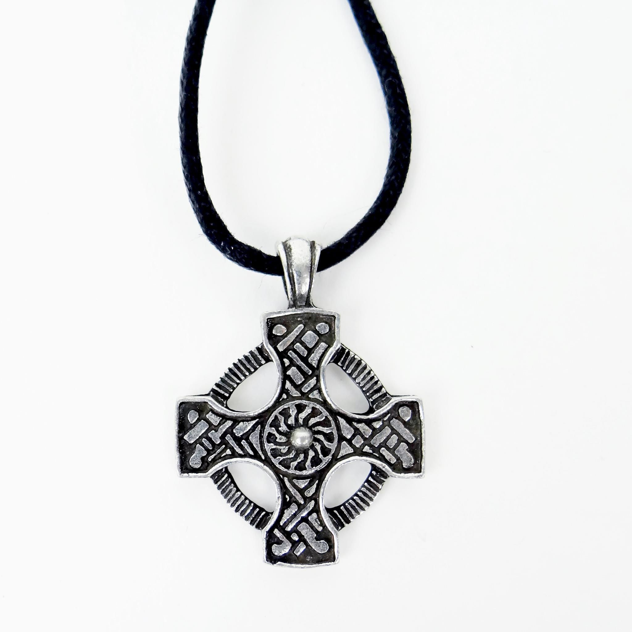 three leaf steel pendant clover necklace design stainless celtic
