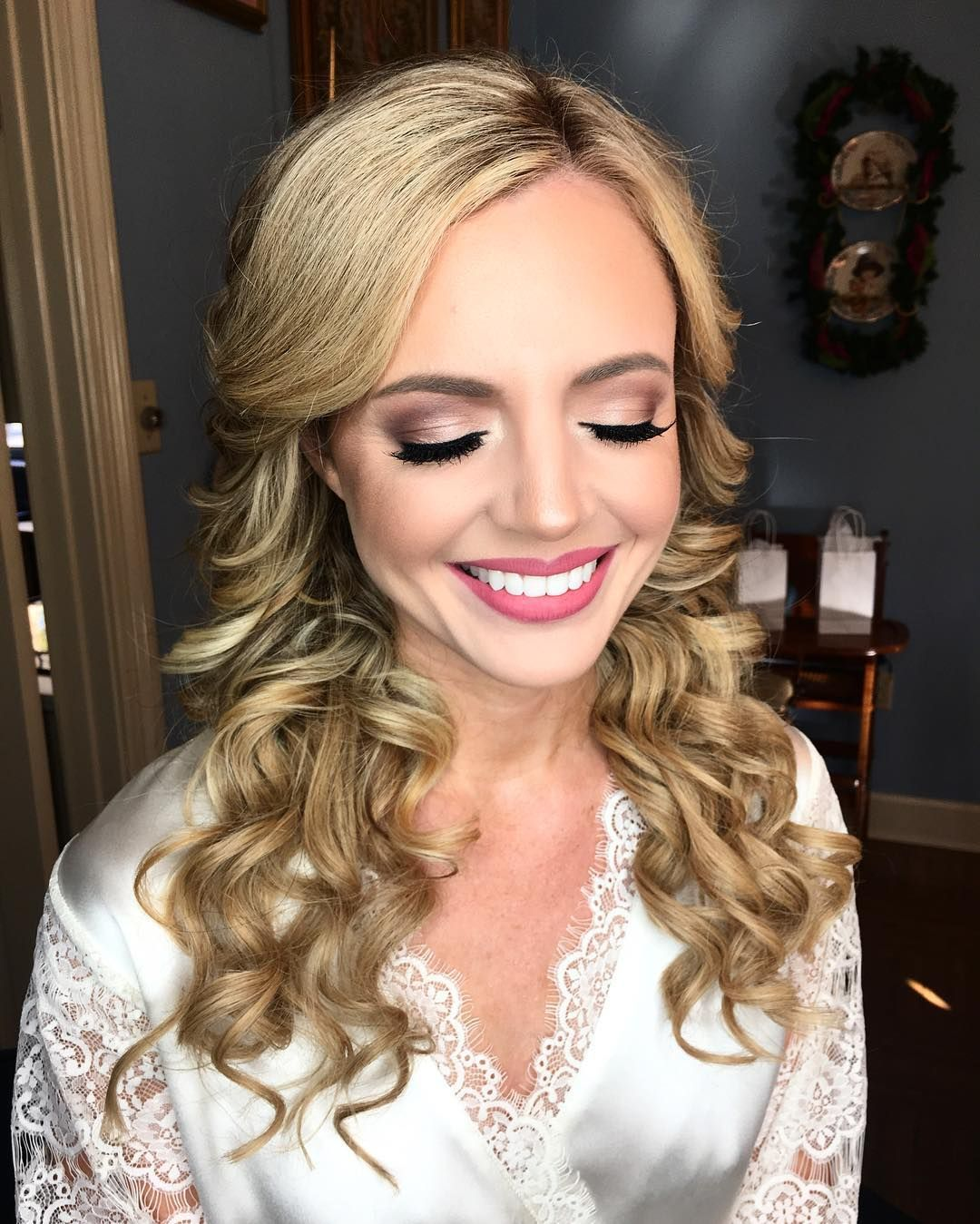 """makeup by mari m on instagram: """"another look of the bride"""