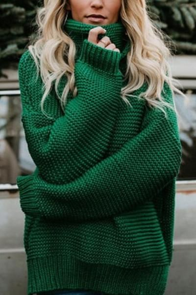Model Number  Women Sweater Thickness  Standard Item Type  Pullovers  Technics  Computer Knitted Material Composition  Polyester Collar   Turtleneck Material  ... 99af88753