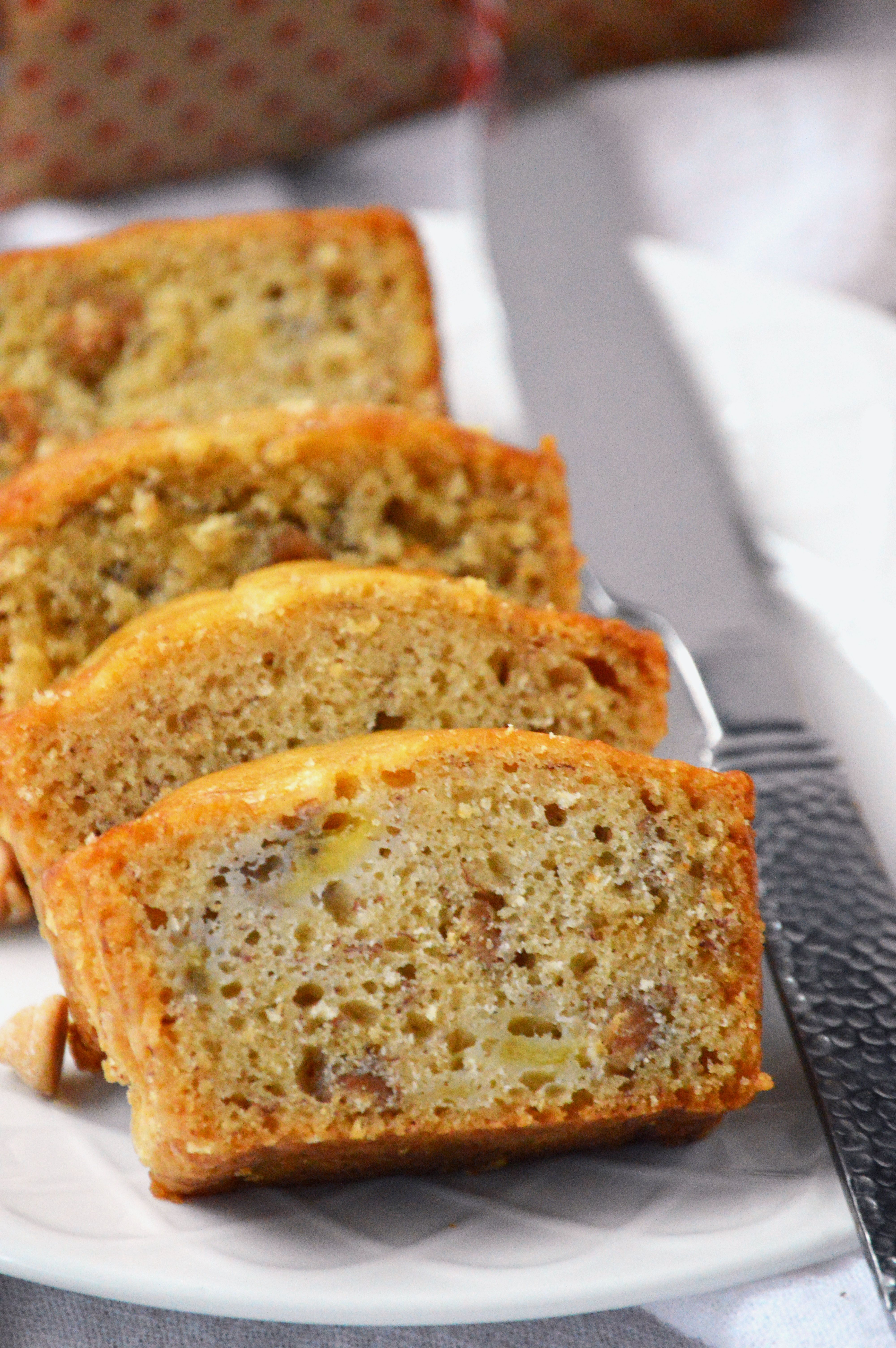 Mini banana bread from what the fork food blog pinterest peanut mini banana bread from what the fork food blog forumfinder Choice Image