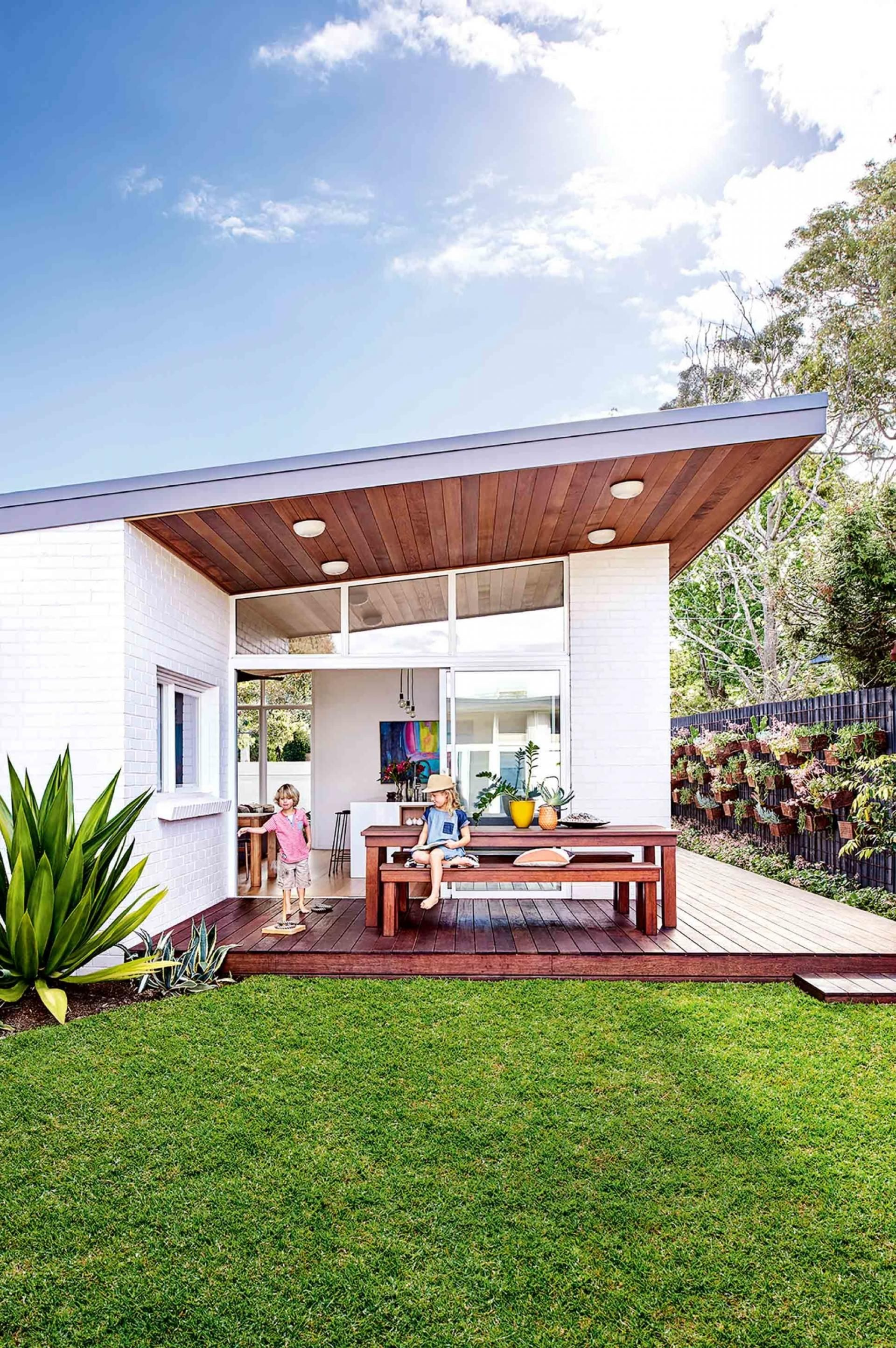 Back porch ideas if you have  probably been as also how to create the perfect retro modern mix        rh pinterest