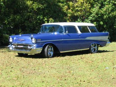 '57 Chevy Nomad ...