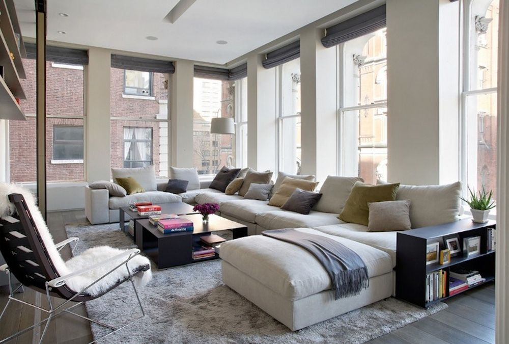 The 10 Things Every Millennial Needs To Know Before Buying A First Home Freshome Com Modern Sofa Sectional Contemporary Family Rooms Family Friendly Living Room