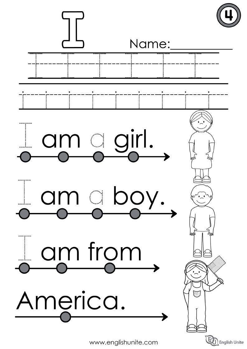 Beginning Reading 4 I English Unite Preschool Sight Words Learning English For Kids Reading Comprehension Kindergarten [ 1121 x 793 Pixel ]