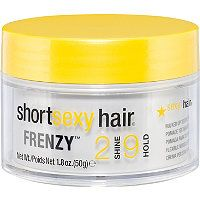 Short sexy hair frenzy