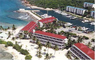 Sapphire Beach Condominium Beach Resort StThomas Places
