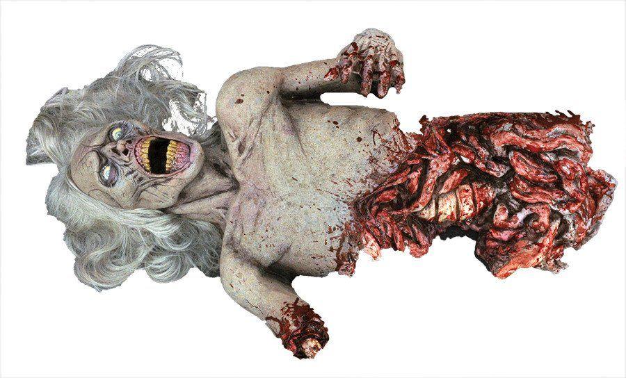 die zombie die animated - Zombie Halloween Decorations