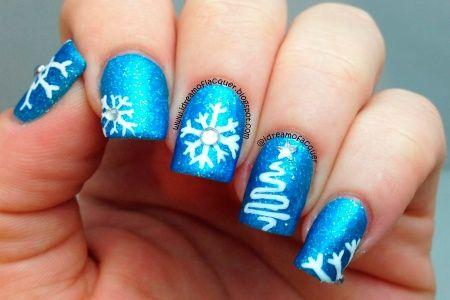 Маникюр № 550 - фото 2016 | Модные ногти, Ногти 2015