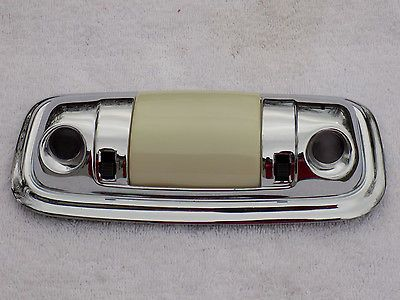 Amc Amx Javelin Jeep Wagoneer Cherokee Interior Dome Light Map Lights Excellent Jeep Wagoneer Cherokee Chief Jeep