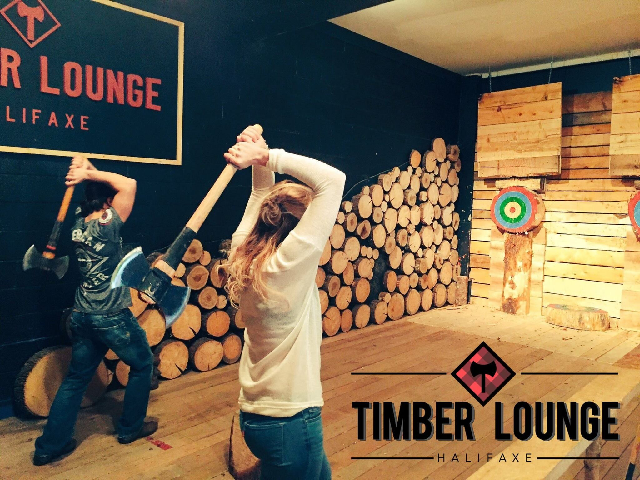 Inspired by our traditional lumberjack heritage, The