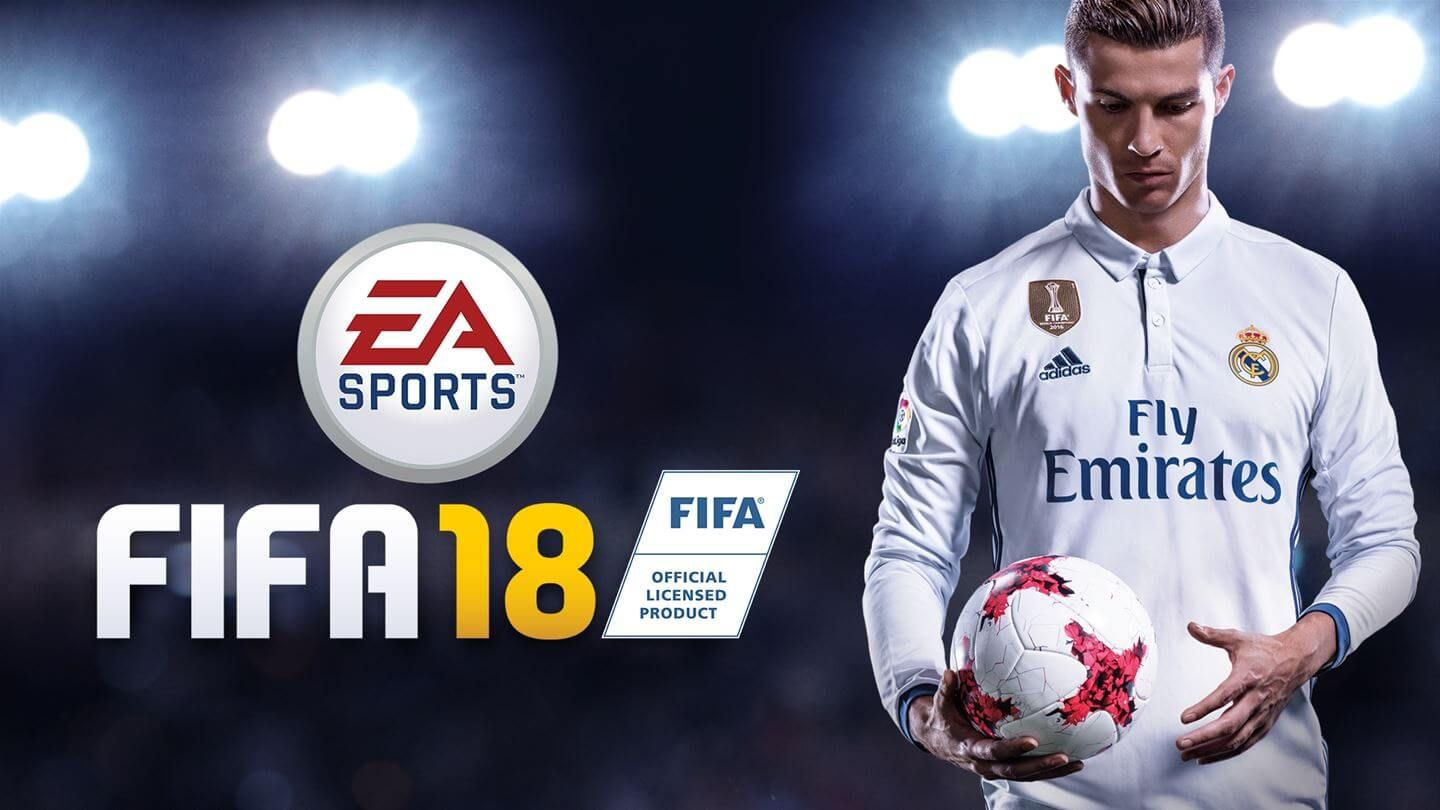FIFA 2018 Wallpaper HD