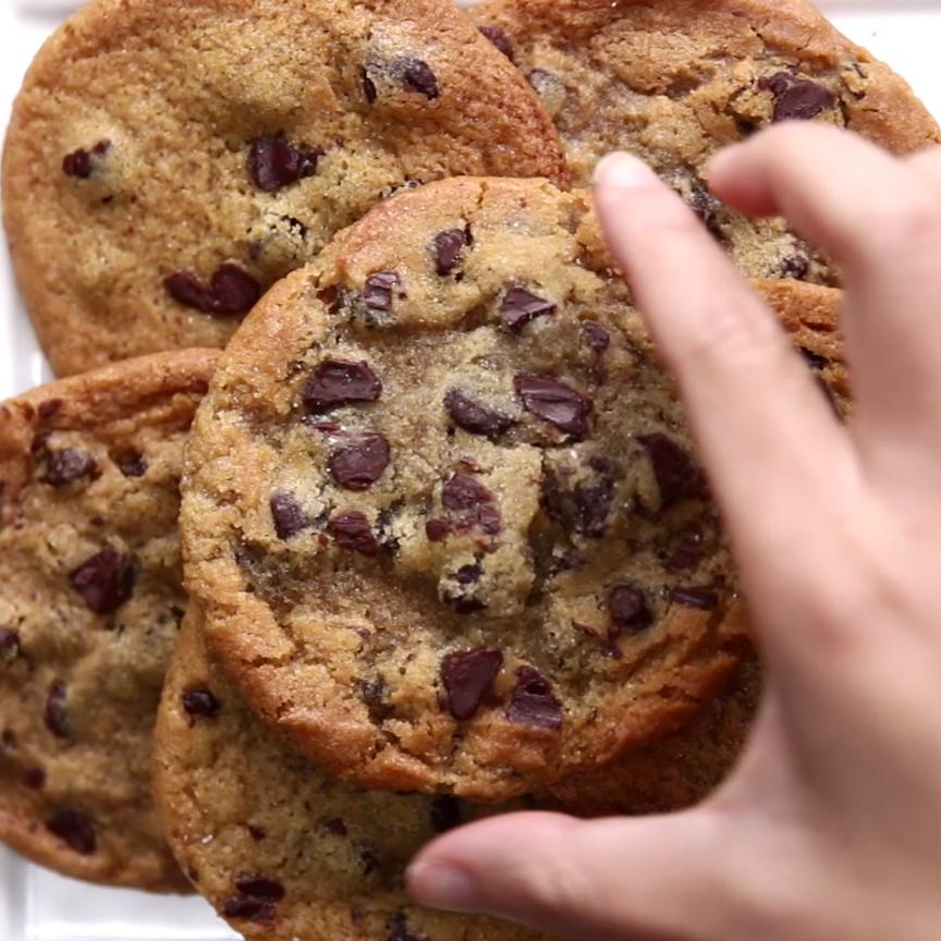 cookie dough kakor