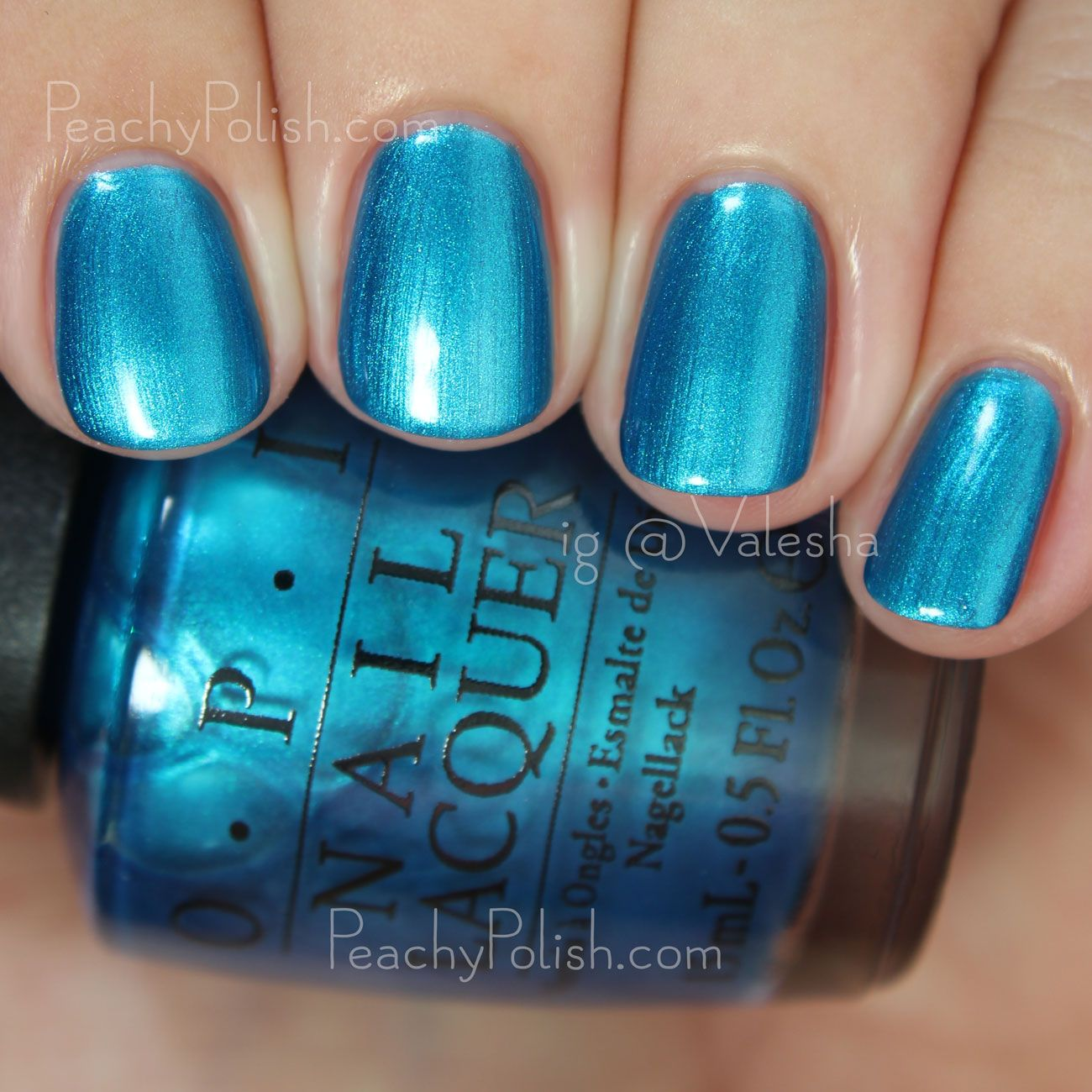 OPI Venice The Party? | Fall 2015 Venice Collection | Peachy Polish ...