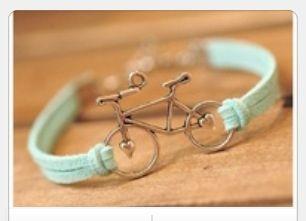 Bicycle Bracelet!