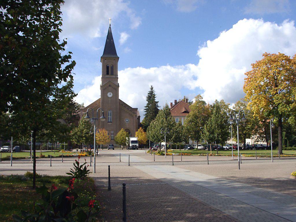 Niesky Sachsen Herrnhuter Evangelische Kirche