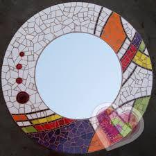 Resultado de imagen para espejos con mosaicos venecianos for Espejos circulares decorativos