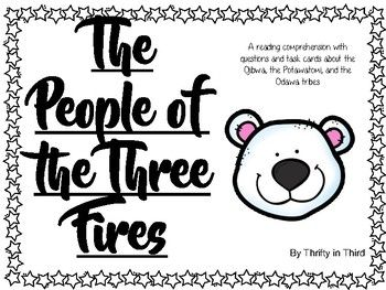 The People of The Three Fires: a Native American Reading