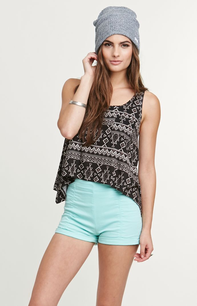 I love this top from Pacsun.