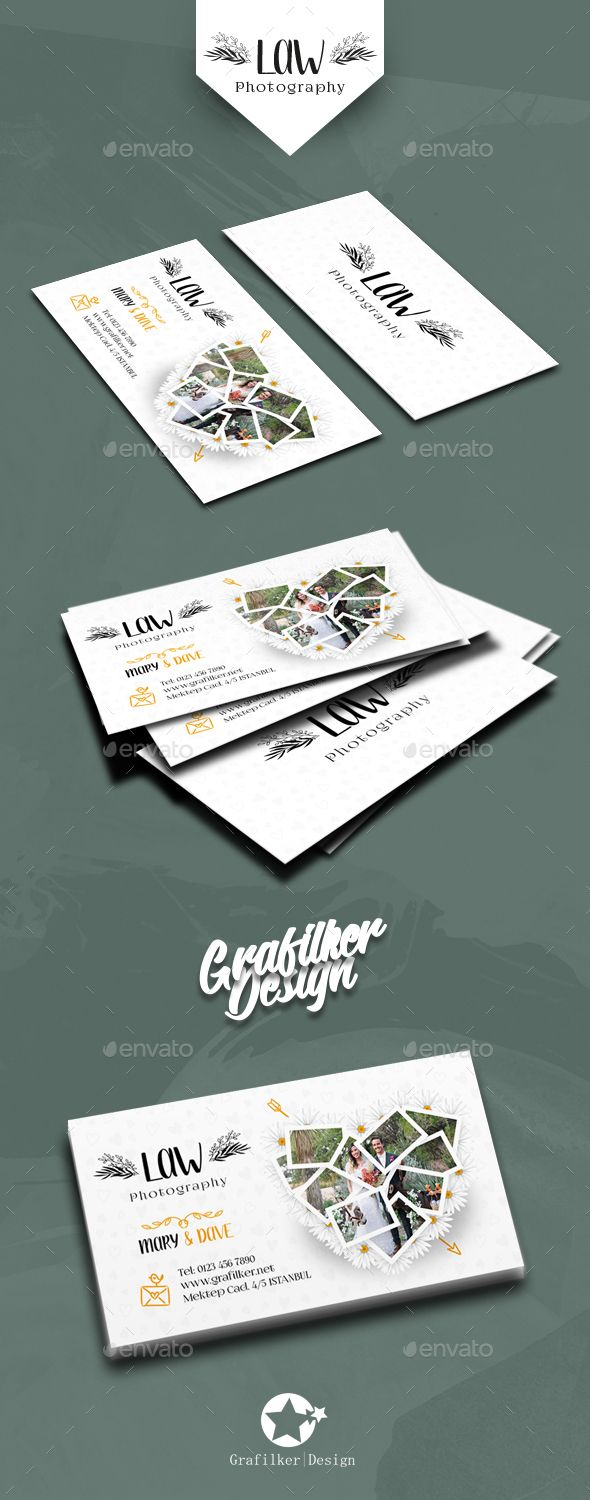 Wedding Business Card Templates Corporate Business Cards