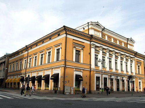 TURKU CITY, Turku, Finland