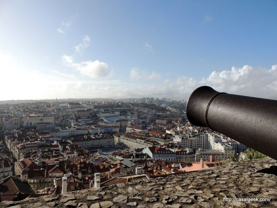 Miradouro do Castelo de São Jorge, Lisboa
