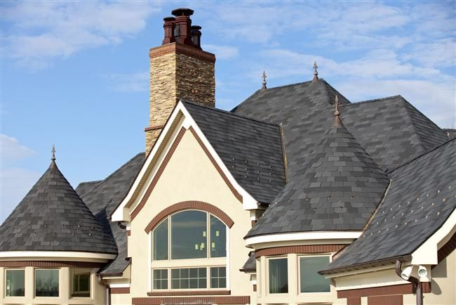Majestic Slate Synthetic Slate Roofing Tiles Slate Roof Tiles Architectural Features Synthetic Slate Roofing