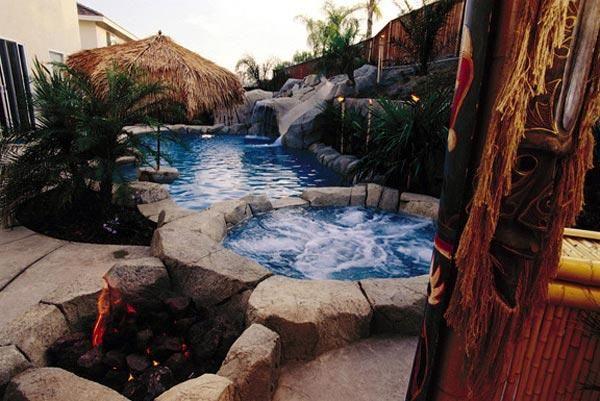 Fotos piscinas dise os formas de piscina y albercas la - Lucia la piedra piscina ...
