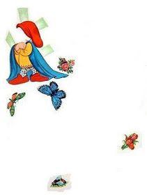 Snow White Stationary