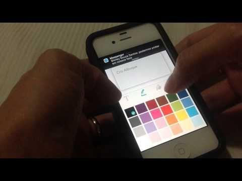 Como colocar nome na foto pelo celular - PAP - By Cris Albuque - YouTube