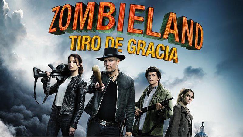 Zombieland 2 Tiro De Gracia Peliculas Películas Completas Ver Películas Gratis Online