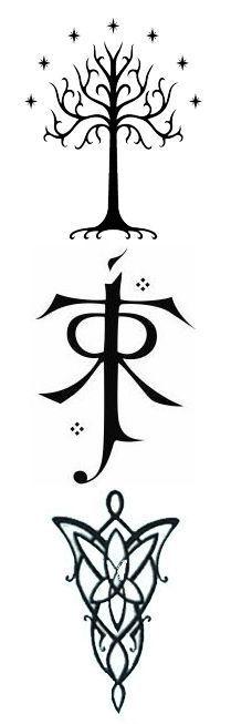 simbolos de el hobbit - Buscar con Google