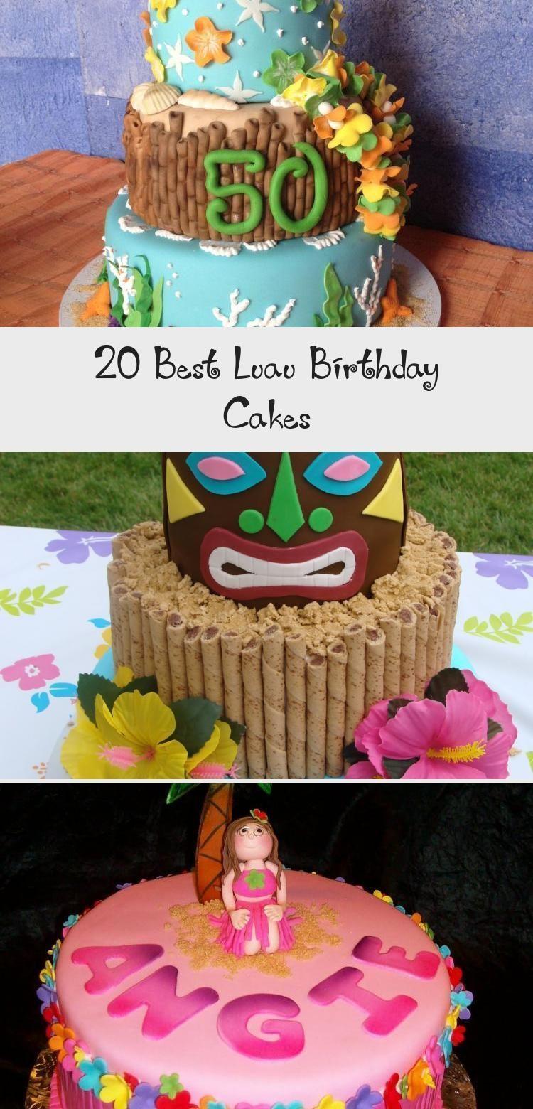 Photo of luau geburtstagstorte.20 Best Luau Birthday Cakes #PinataKuchenEinfach #PinataKu…