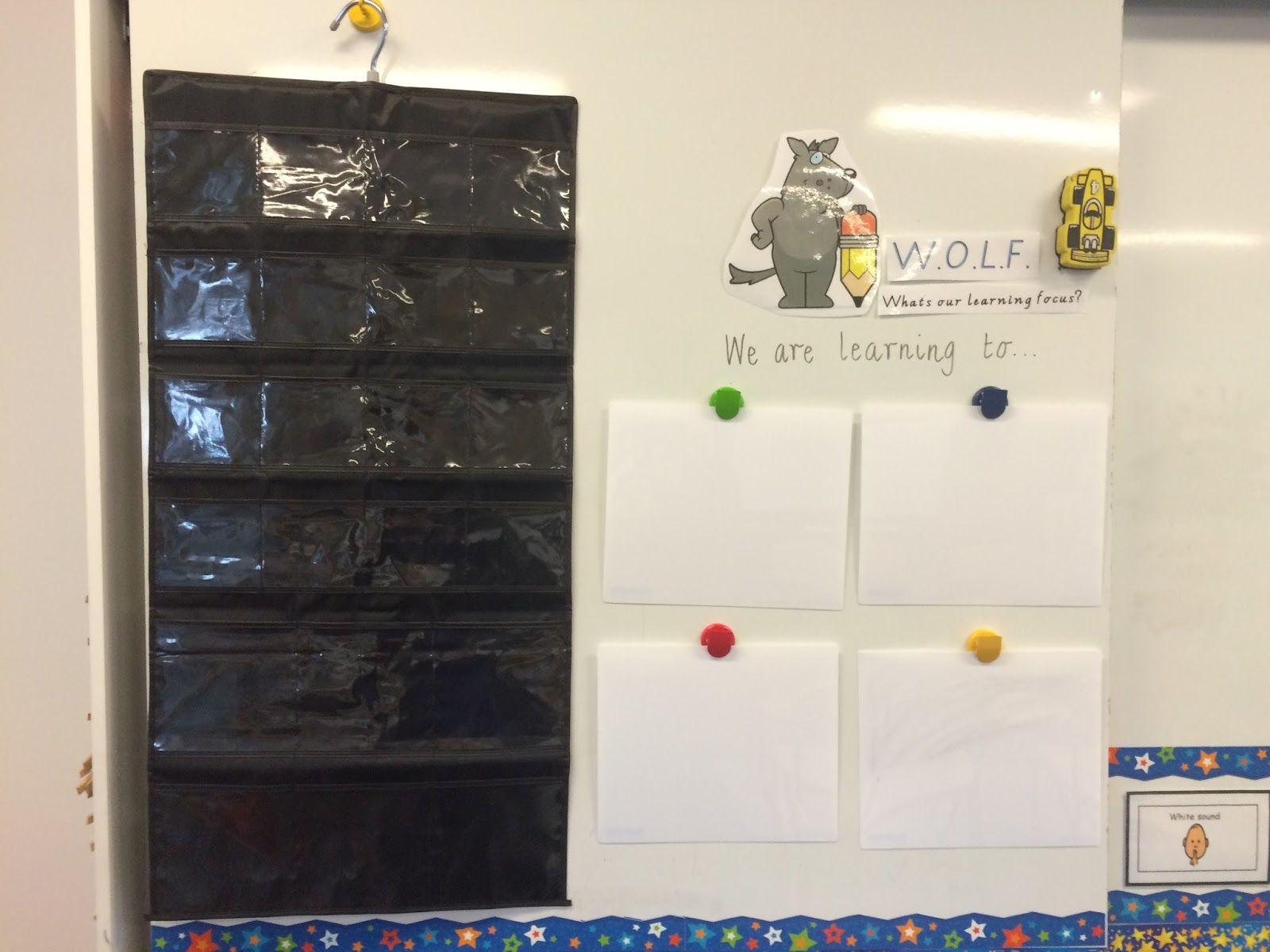 Luck's Little Learners: Rearranged my classroom!