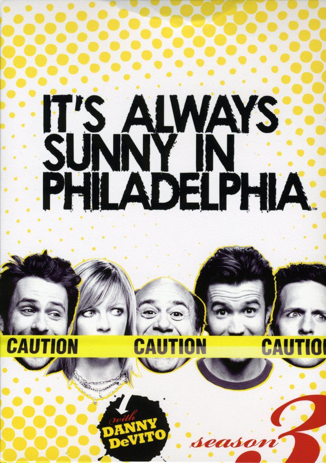 It\'s Always Sunny In Philadelphia | Season 3 | TV Shows | Pinterest ...