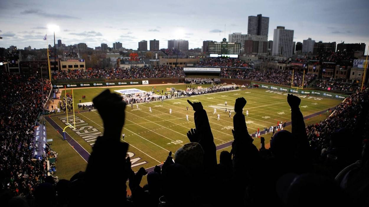 Cubs Want To Host College Football Bowl Game At Wrigley Field