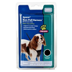 Top Paw Sporn Non Pull Training Dog Harness Dog Harness Dog