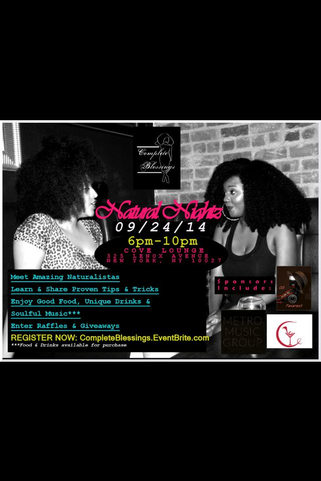 NYC Natural Hair Event
