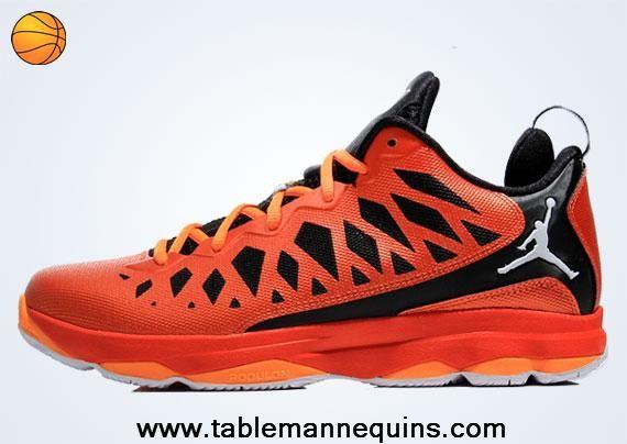 Fast Shipping To Buy CP3 Shoes 2013 535807 801 Jordan CP3.VI Total Orange