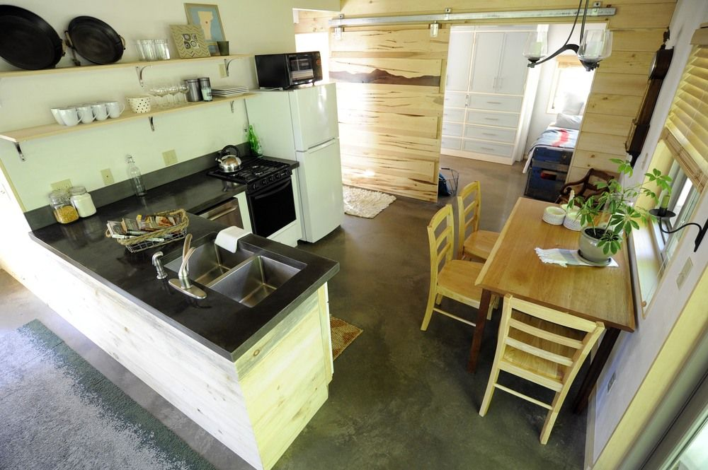 B 53 Tiny House Inside Small House In Montpelier Vt