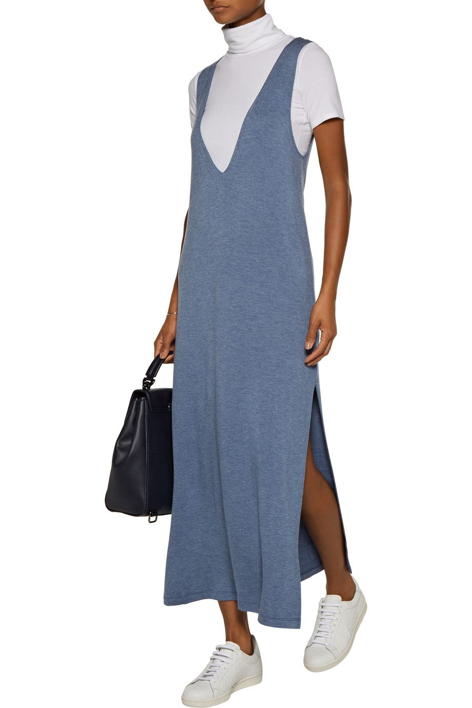 Stretch-jersey maxi dress | LNA | US | THE OUTNET
